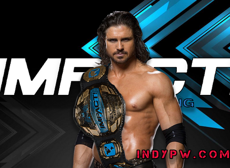 Exclusive Indy Pro Wrestling (IndyPW.com) Interview With IMPACT Wrestling Champion, Johnny Impact!