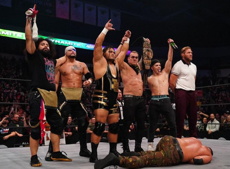 Turnbuckle Talk Episode 154: Who Are You? Who Are You?