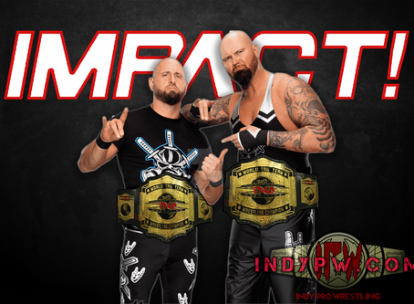 REPORT: Doc Gallows & Karl Anderson Sign With IMPACT Wrestling