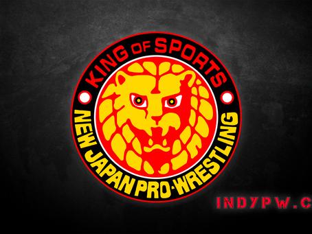 NJPW President Harold Meij Comments On Possibly Partnering With All Elite Wrestling