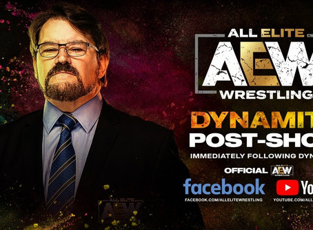 AEW Dynamite Post Show With Tony Schiavone (6/24/2020)