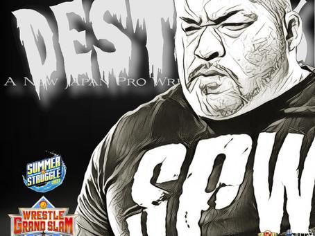 Destino NJPW Podcast - Summer Struggle Review/Wrestle Grand Slam Preview