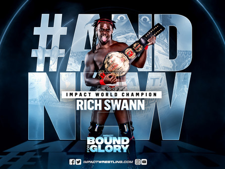 Rich Swann Crowned New IMPACT World Heavyweight Champion At Bound For Glory