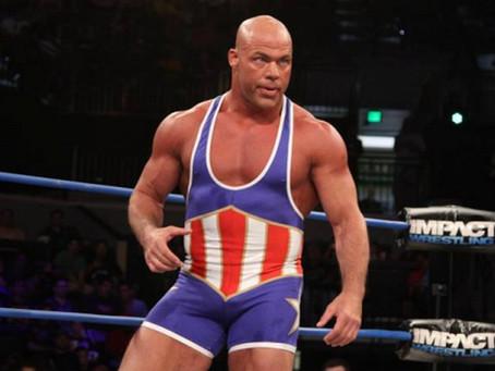 Kurt Angle Explains Why His TNA Run Was Better Than His WWE Run