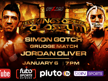 Grudge Match Signed For MLW Kings Of Colosseum