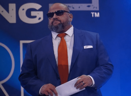 Tony Khan Says Taz Will Make A Major Announcement During AEW Fyter Fest Night 2
