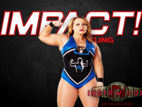Jordynne Grace IMPACT Wrestling Media Teleconference (Audio)