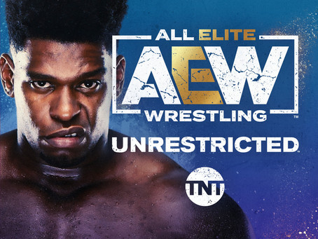 Will Hobbs On AEW's Unrestricted Podcast