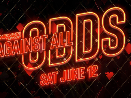 Impact Wrestling Against All Odds Final Card