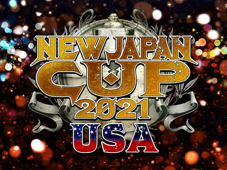 NJPW New Japan Cup USA Tournament Kicks Off