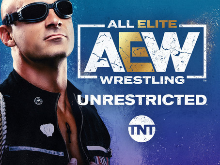 Christopher Daniels On AEW's Unrestricted Podcast