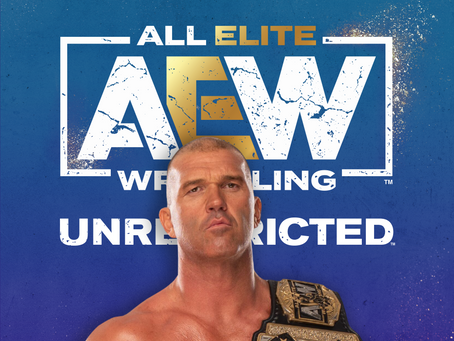 Frankie Kazarian on AEW's Unrestricted Podcast