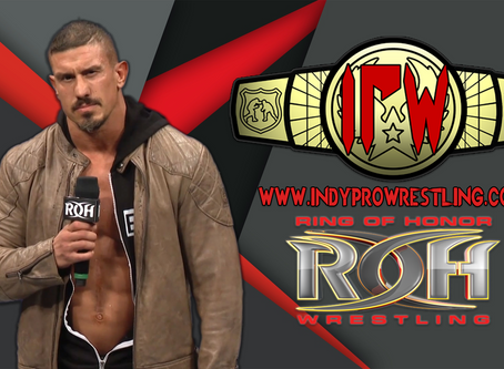 ROH Hypes EC3's Official Debut
