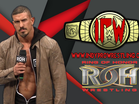 ROH Hypes EC3's Official Debut