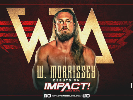 W. Morrissey Is Set To Appear On The 4/29 Episode Of IMPACT Wrestling