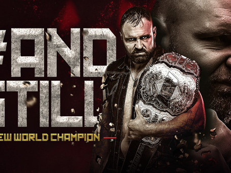 Jon Moxley Retains AEW World Championship At AEW's ALL OUT