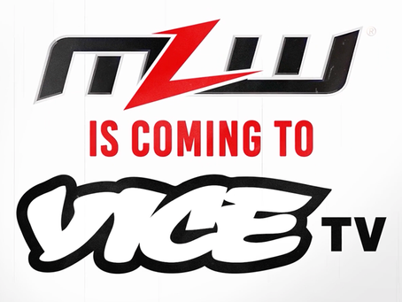 MLW Is Coming To VICE TV
