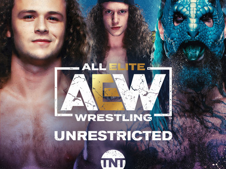 Jurassic Express On AEW's Unrestricted Podcast