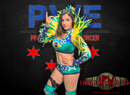 Christi Jaynes Pro Wrestling Enforcer Podcast Interview