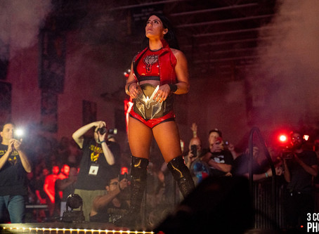 Tessa Blanchard Returns To The Ring After IMPACT Wrestling Departure