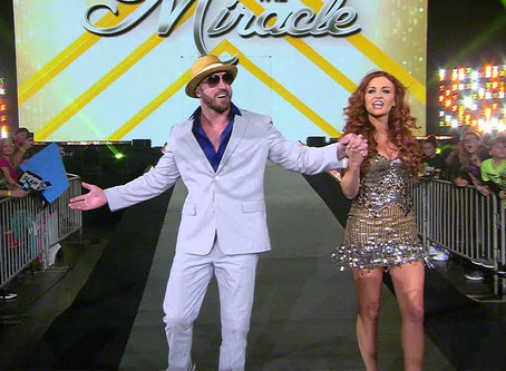 Mike & Maria Bennett Ask The Fans To Which Promotion Should They Head To Next?