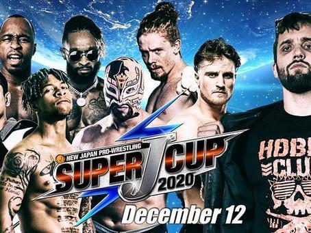 NJPW Announces Entrants For Best Of The Super Jr. 27, Super J-Cup 2020