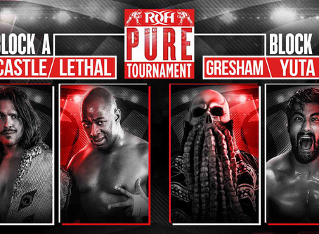 ROH Wrestling Results (9/14/20): The Pure Title Tournament Begins