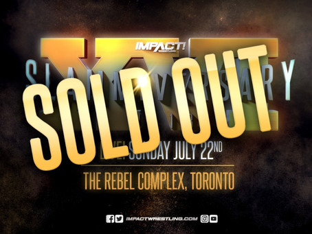 Is Impact Wrestling Touring Again?