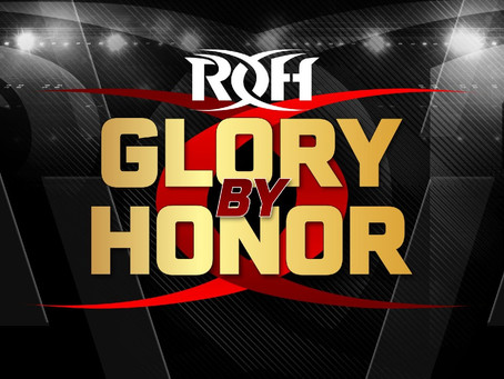 ROH Returning To Philadelphia For Two-Night Glory By Honor Event In August