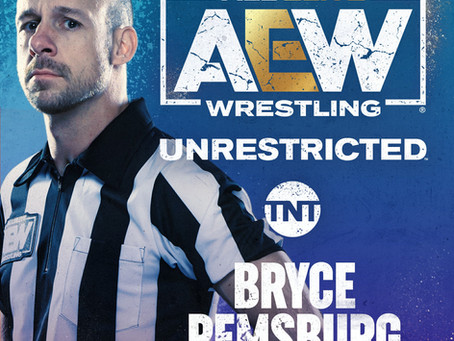 Bryce Remsburg On AEW's Unrestricted Podcast