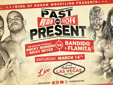 The Havana Pitbulls Announced For ROH Past Vs. Present