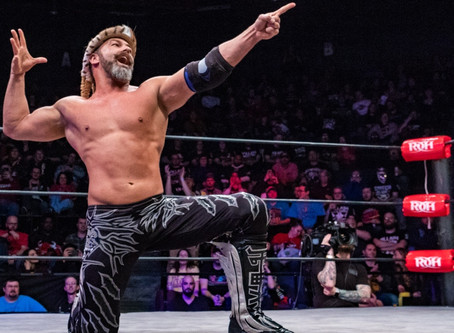 PJ Black Profiled On This Weekend's ROH TV