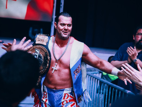 Davey Boy Smith Jr Officially Done With MLW