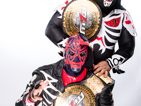 Los Parks Defeat Von Erichs For MLW World Tag Team Titles