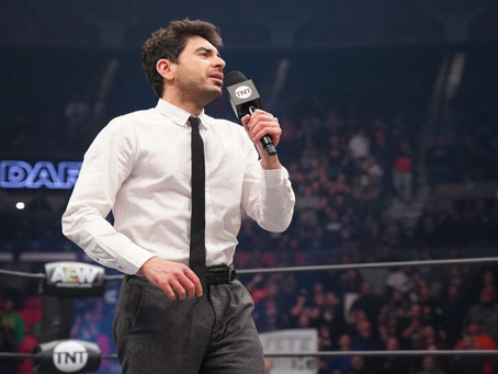 Tony Khan Reveals AEW Turned Down Idea For ThunderDome-Type Video Wall