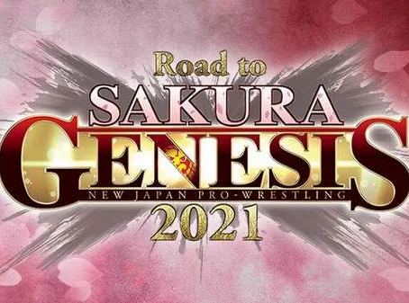 NJPW Road To Sakura Genesis Viewing Info (3/30) IWGP World Heavyweight Title Belt To Debut