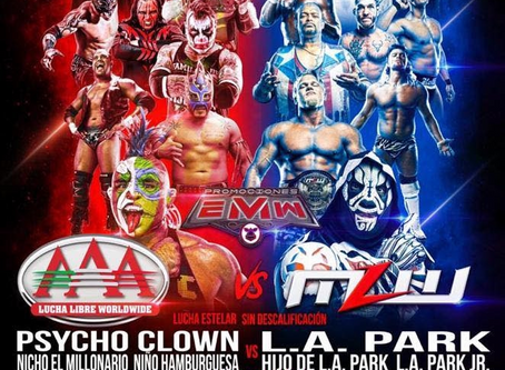 AAA vs. MLW Super Series Card For March 13 Revealed