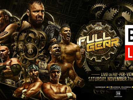 Backstage News On AEW Full Gear Pay-Per-View Buys