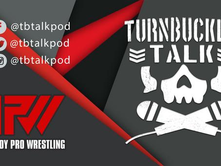 Turnbuckle Talk Episode 222: Never Say Never Redux