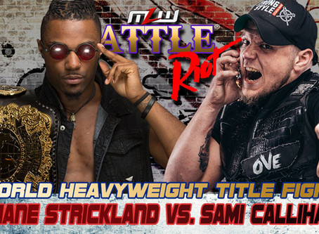 MLW - Battle Riot Results 7/27/2018