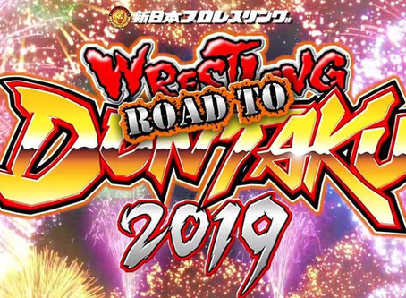 NJPW Road To Wrestling Dontaku Results (5/1)