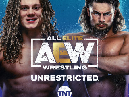 The Varsity Blondes On AEW's Unrestricted Podcast
