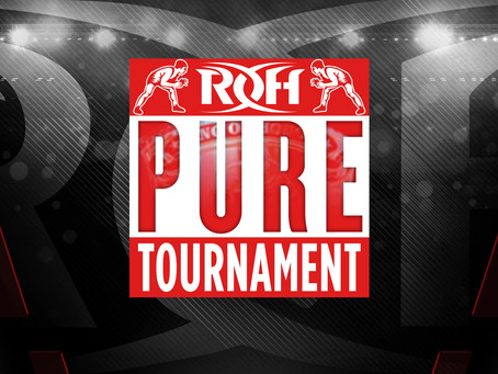 Everything You Need To Know About The ROH Pure Title Tournament
