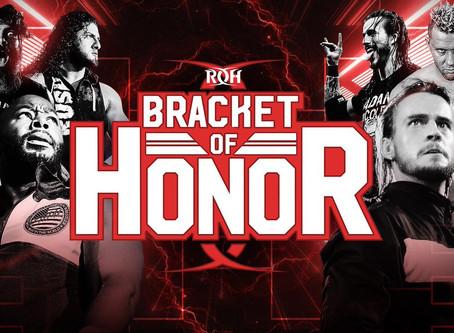 ROH Announces Online Bracket Of Honor Tournament