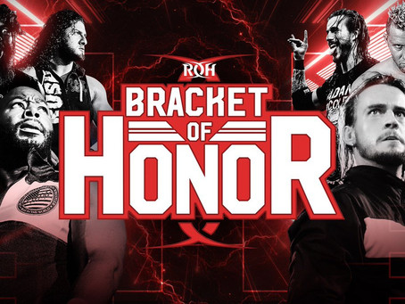 ROH Announces Online Bracket Of Honor Tournament