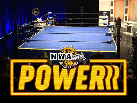 NWA Powerrr Results (06/22/2021)