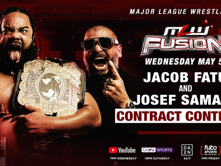 CONTRA's Contractual Control Update On MLW FUSION