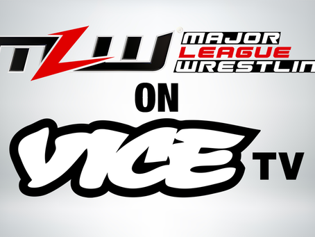 MLW On VICE TV Premieres This Saturday