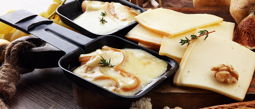 Pack 2 portions - Raclette