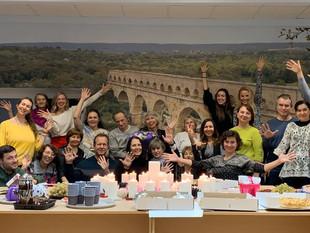 """7 ноября мы отметили День рождения и новоселье Школы """"Движение к Истоку"""""""